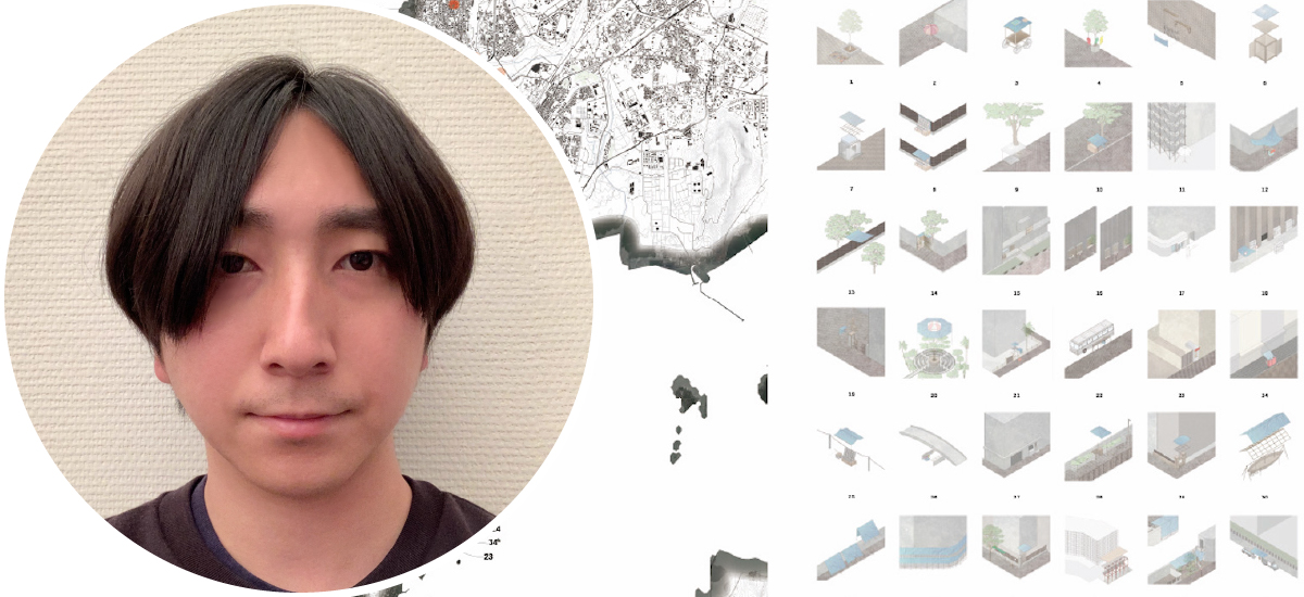 Research of 40+1 cases of informal work spaces and The application to Housings for locals by Hiromichi Kamiya