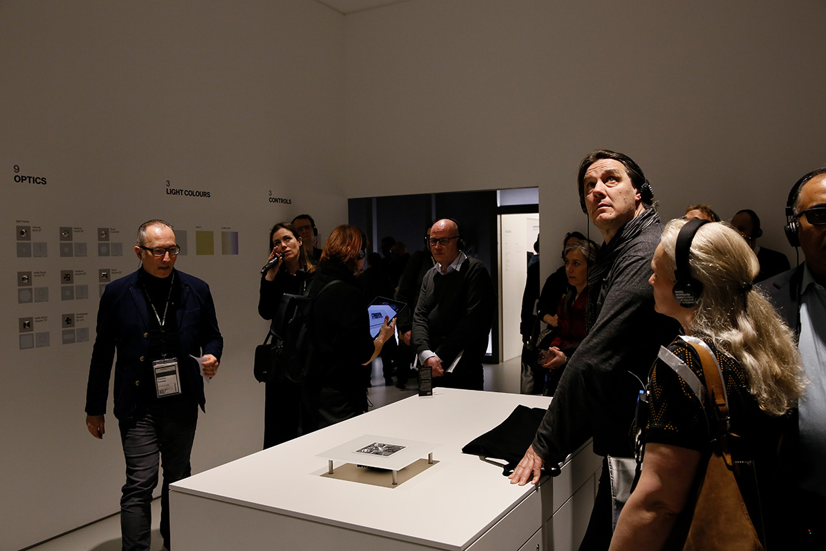 Thomas Geuder and Martina Metzner Guided Tour