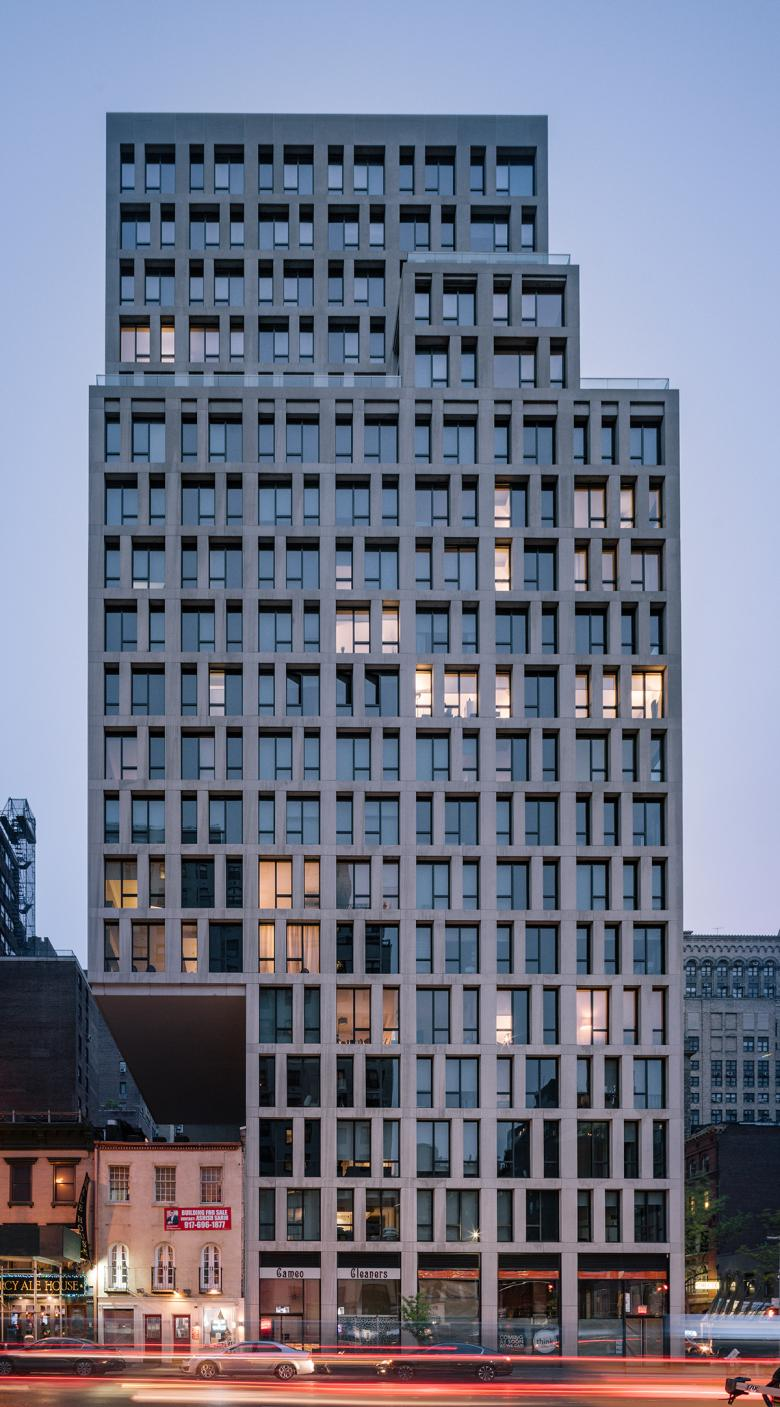 160 East 22nd Street - S9 Architecture