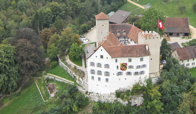 Restauration Schloss Wildenstein Veltheim Buser Partner Ag Dipl