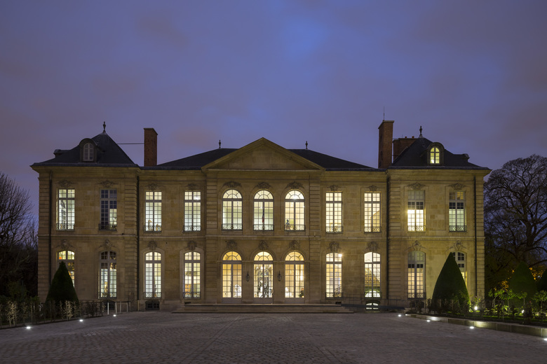 After a complete restoration the Rodin Museum in Paris reopened its doors to the public on 12th November 2015 - the 175th anniversary of the birth of the ... & Musée Rodin Zumtobel