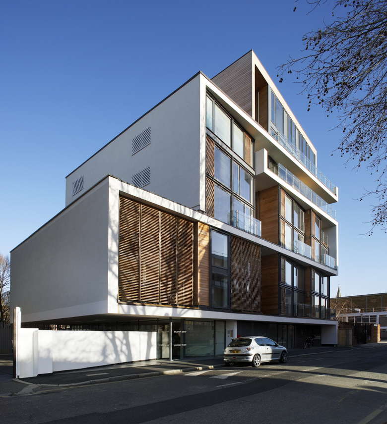 Micawber Street Stephen Davy Peter Smith Architects