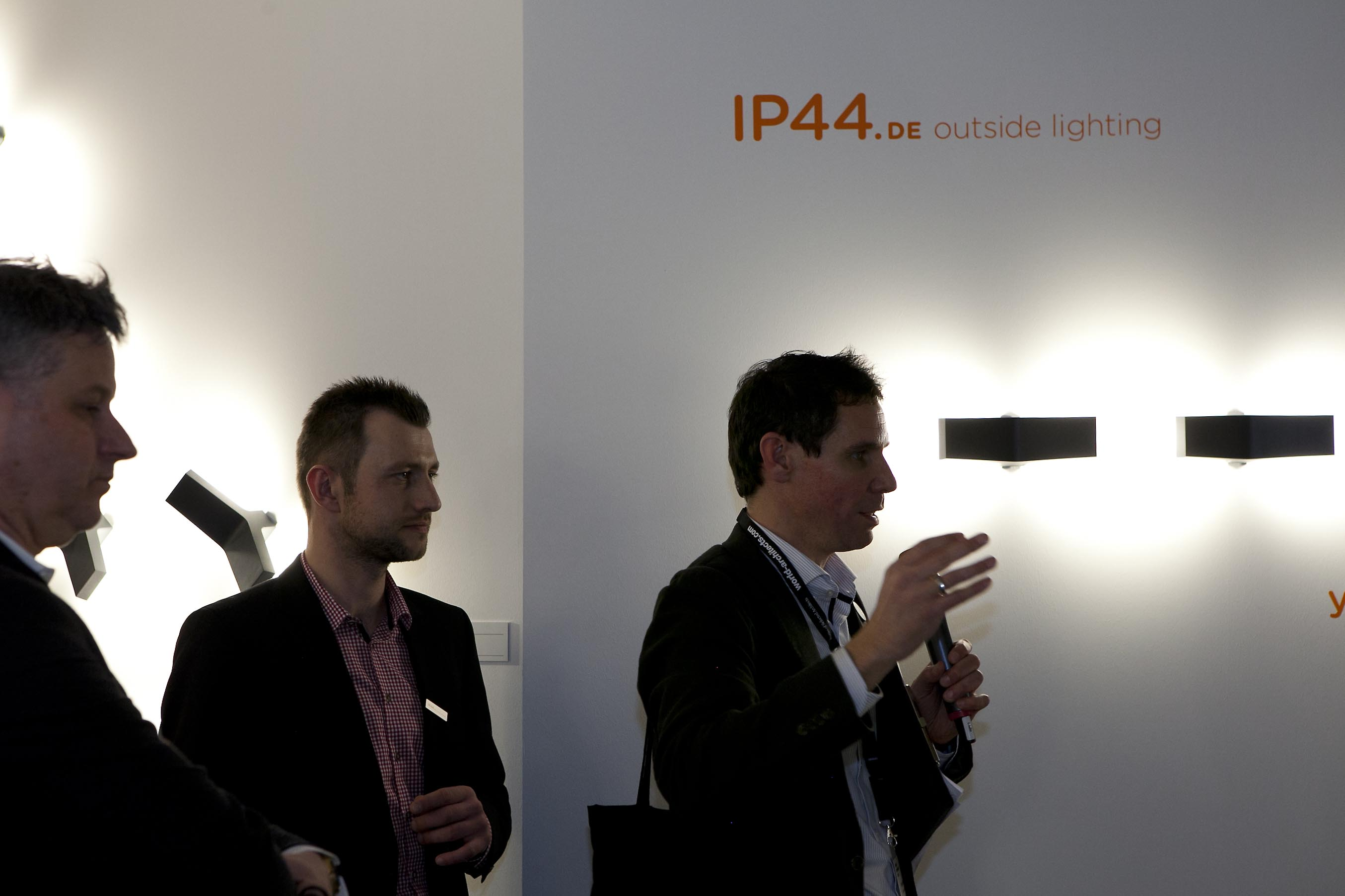 «Urban lighting» Tour at IP44
