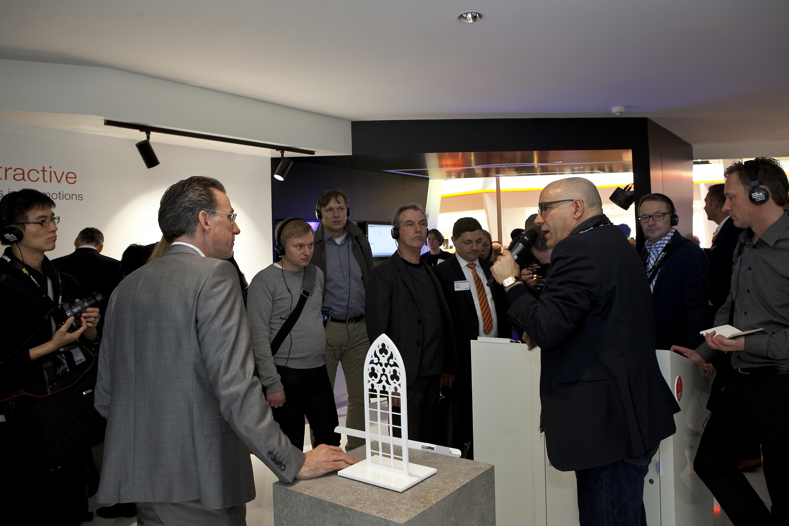 «From the LED light source to the LED Luminaire» Tour at Osram