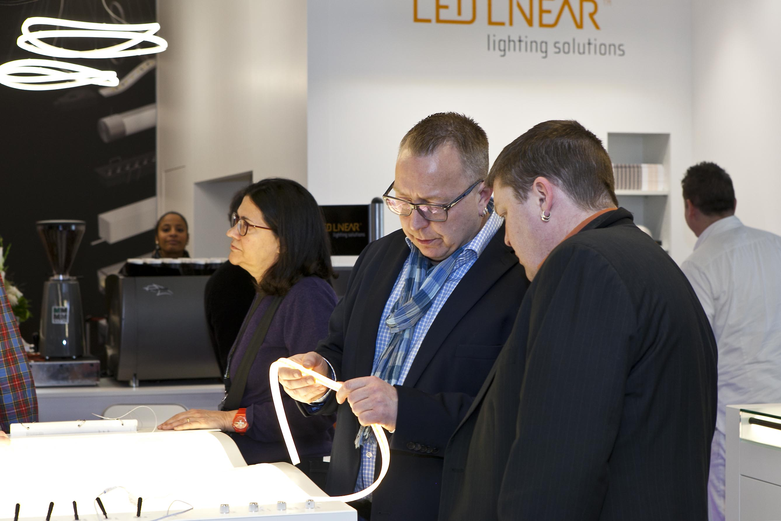 «Integration» Tour at LED Linear