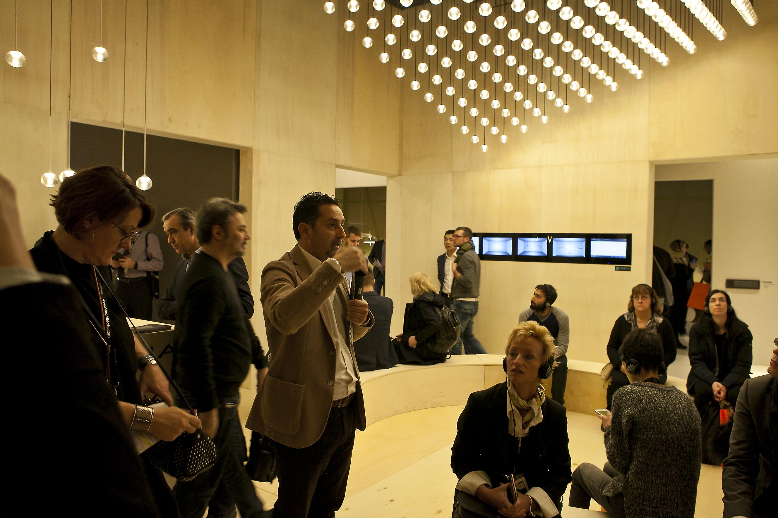«Integration» Tour at Vibia