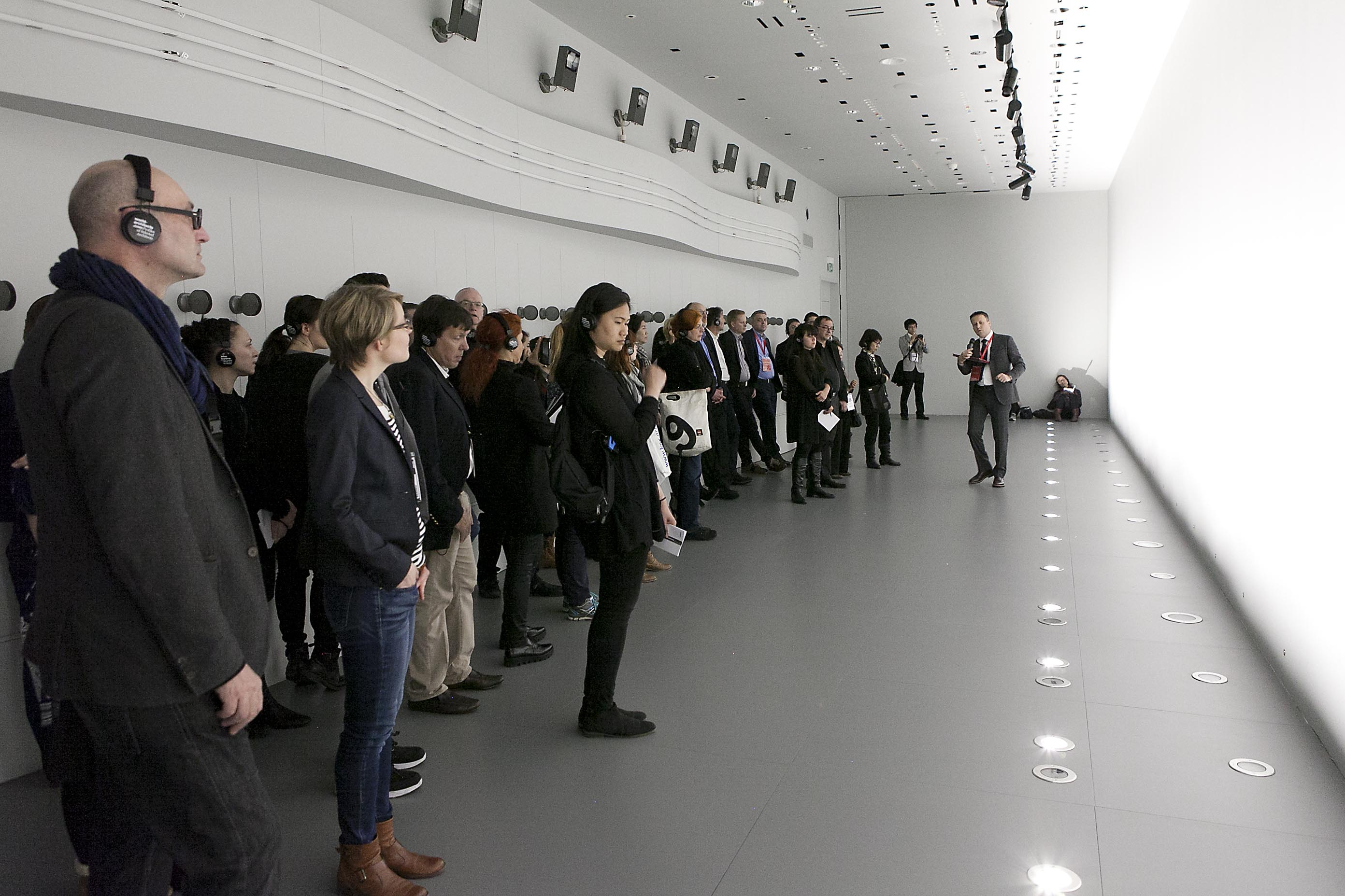 «From engineering to poetry» Tour at iGuzzini