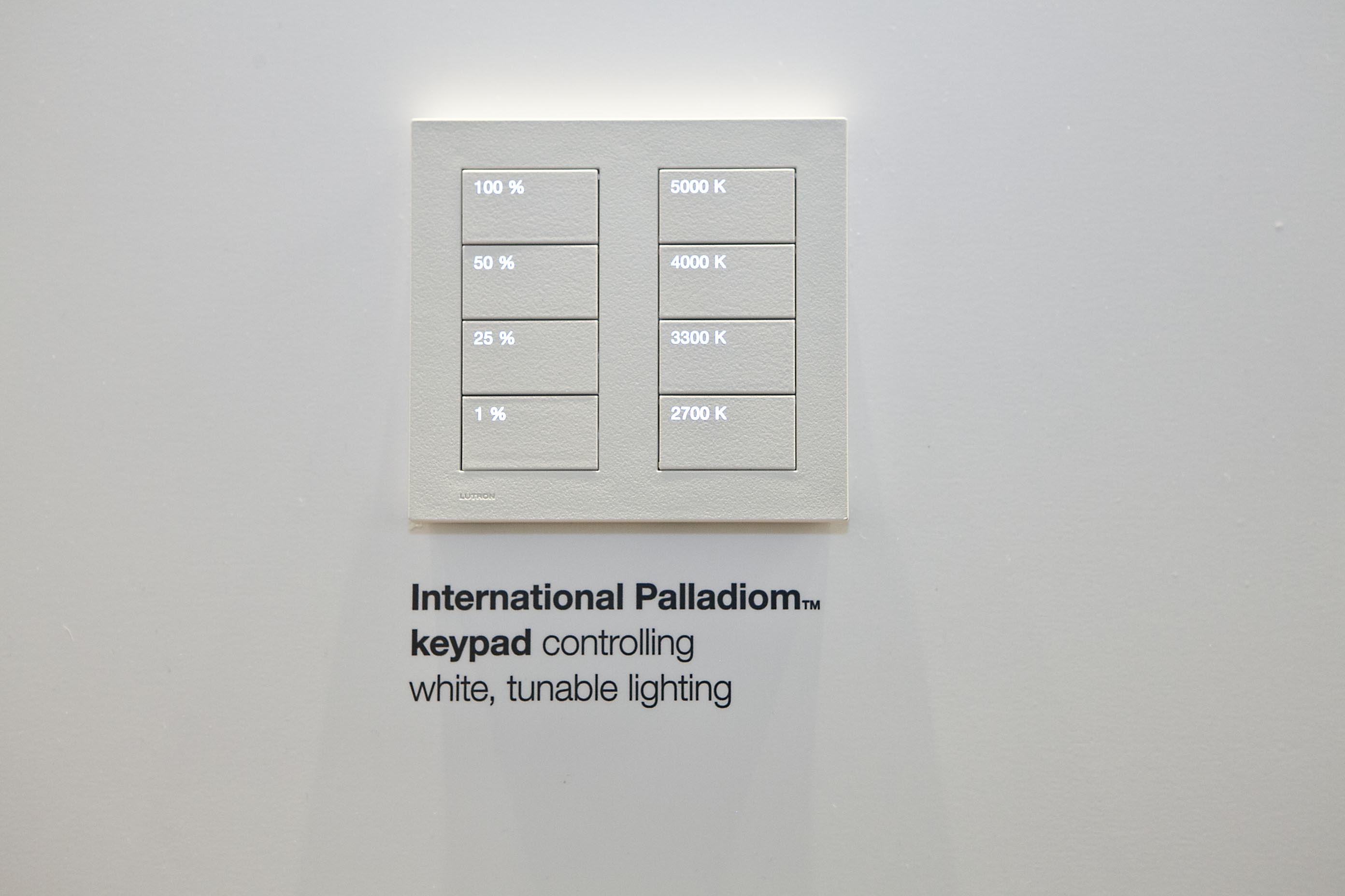 «Shaping Light» Tour at Lutron